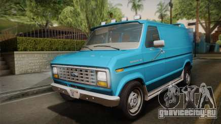 Ford E-150 Commercial Van 1982 2.0 для GTA San Andreas
