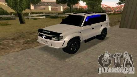 Toyota Land Cruiser 95 для GTA San Andreas