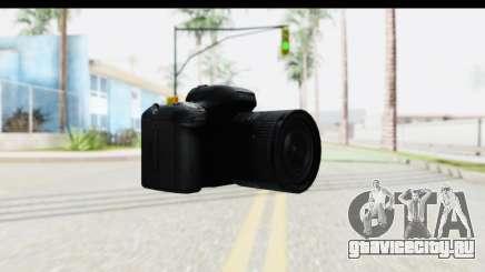 Nikon D600 для GTA San Andreas