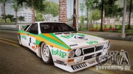 Lancia Rally 037 Stradale (SE037) 1982 IVF Dirt2 для GTA San Andreas