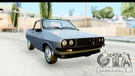 Dacia 1300 Sport Cabrio для GTA San Andreas