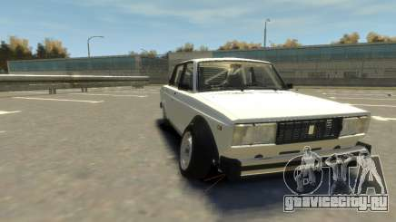 VAZ 2105 Drift (Paul Black prod.) для GTA 4