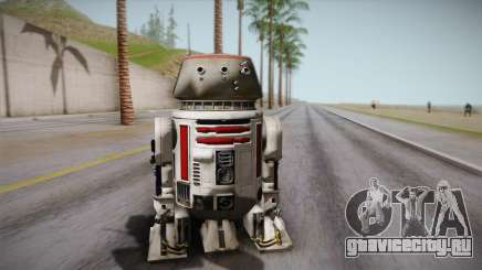 R5-D4 Droid from Battlefront для GTA San Andreas