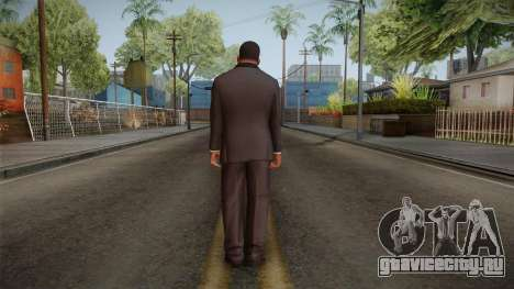 GTA 5 Franklin Tuxedo v2 для GTA San Andreas третий скриншот