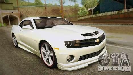 Chevrolet Camaro Synergy для GTA San Andreas