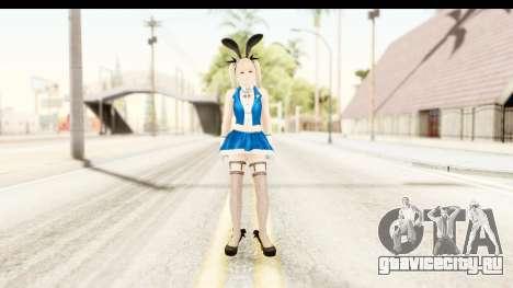 DoA 5: LR - Marie Rose Bunny для GTA San Andreas