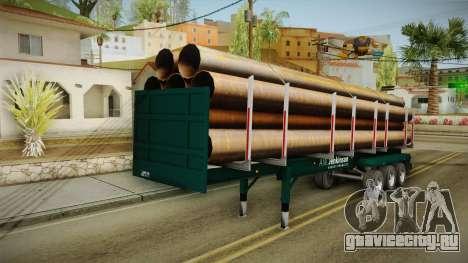 Jen Trailer для GTA San Andreas