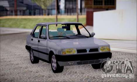 Tofas Dogan SLX 1.6 i.e для GTA San Andreas