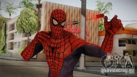 Marvel: Ultimate Alliance 2 - Spider-Man для GTA San Andreas