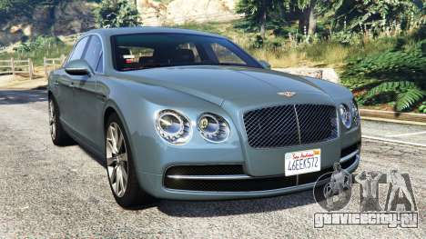 Bentley Flying Spur [add-on] для GTA 5