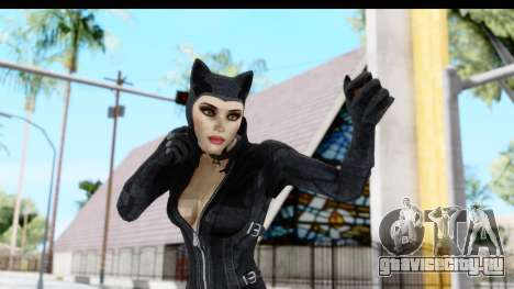 Batman:AC - Catwoman LP для GTA San Andreas