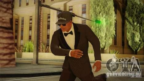 GTA 5 Franklin Tuxedo v4 для GTA San Andreas