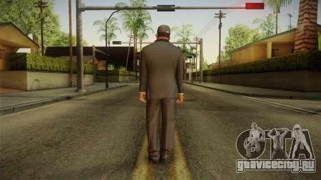 GTA 5 Franklin Tuxedo v4 для GTA San Andreas третий скриншот