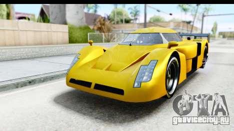 GTA 5 Annis RE-7B для GTA San Andreas вид справа