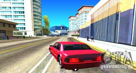 Summer Colormod для GTA San Andreas четвёртый скриншот