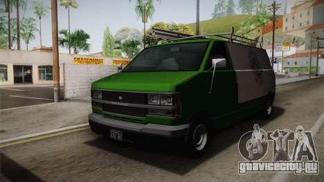 GTA 4 Burrito для GTA San Andreas вид справа