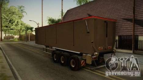 SRB35 для GTA San Andreas вид сзади слева