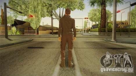 Quantum Break - Paul Serene (Aidan Gillen) для GTA San Andreas третий скриншот