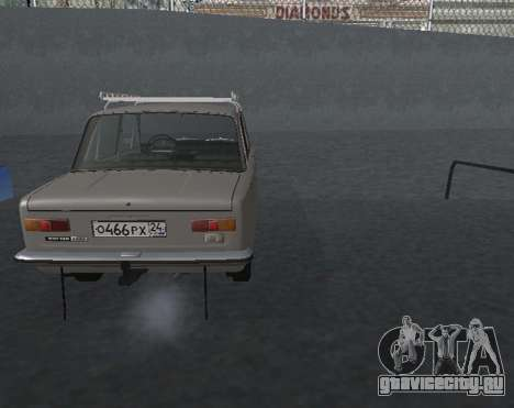 VAZ 21013 Krasnoyarsk stil для GTA San Andreas вид слева