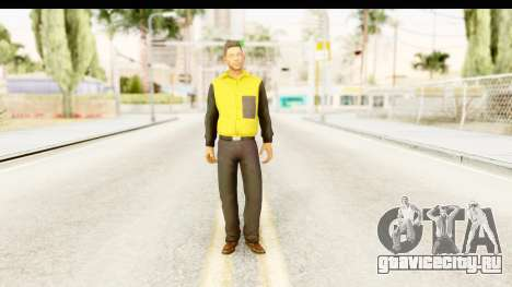 Will Smith Fresh Prince of Bel Air v1 для GTA San Andreas второй скриншот