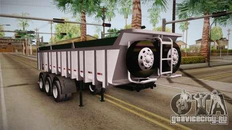 Trailer Brasil v2 для GTA San Andreas