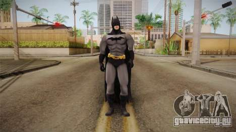 Batman Begins (Arkham City Edition) для GTA San Andreas второй скриншот