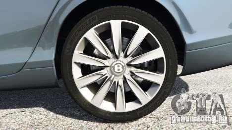 Bentley Flying Spur [add-on] для GTA 5