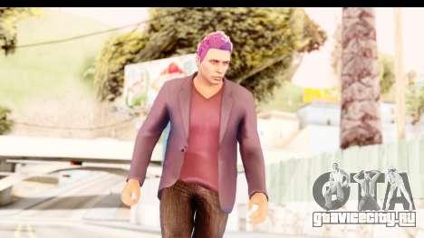 GTA 5 Random Skin 1 для GTA San Andreas