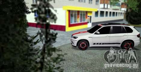 BMW MX5 для GTA San Andreas вид слева