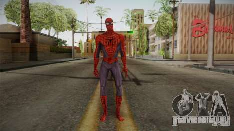Marvel: Ultimate Alliance 2 - Spider-Man для GTA San Andreas второй скриншот
