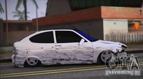 Lada Priora Brodyaga для GTA San Andreas вид слева
