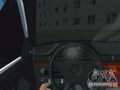 Mercedes-Benz E500 AMG для GTA San Andreas
