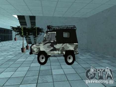 Луаз 969М Зимний камуфляж для GTA San Andreas