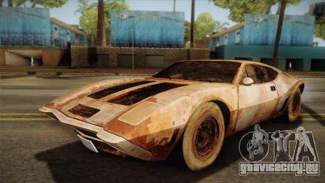 AMC AMX 3 39 1970 Rust для GTA San Andreas