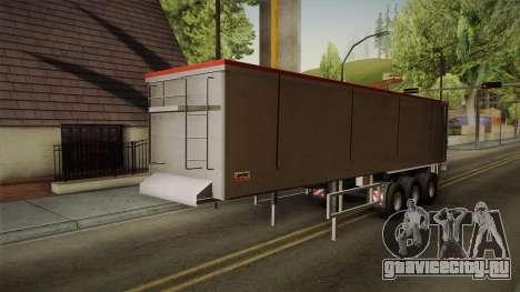 SRB35 для GTA San Andreas вид справа