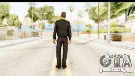 Will Smith Fresh Prince of Bel Air v1 для GTA San Andreas третий скриншот