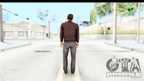 GTA 5 Korean Gangster 1 для GTA San Andreas третий скриншот