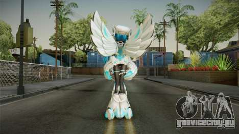NEXT White Heart для GTA San Andreas