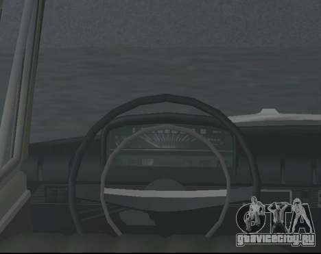 VAZ 21013 Krasnoyarsk stil для GTA San Andreas вид сзади слева