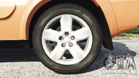 Toyota RAV4 (XA20) [add-on] для GTA 5 вид сзади справа