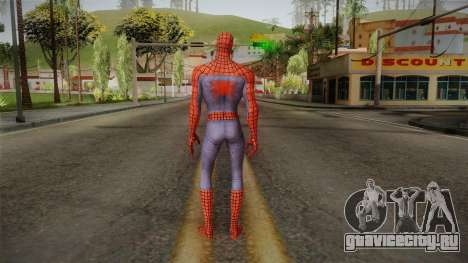 Marvel: Ultimate Alliance 2 - Spider-Man для GTA San Andreas третий скриншот
