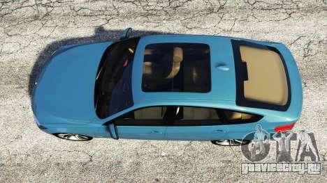 BMW 335i GT (F34) [add-on] для GTA 5