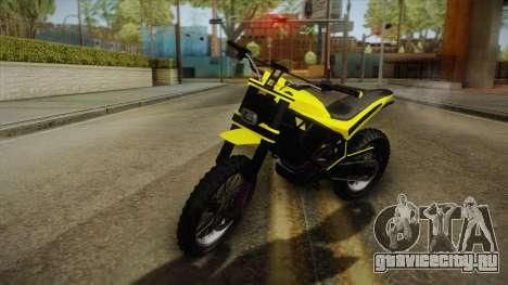 GTA 5 Epic Maibatsu Manchez для GTA San Andreas