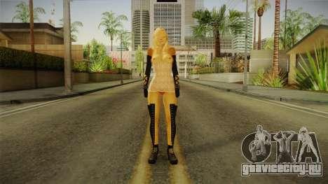 Rachel RE Lace v2 для GTA San Andreas
