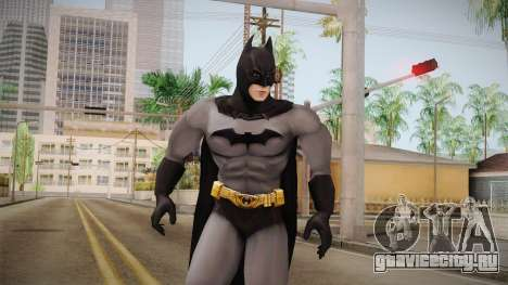 Batman Begins (Arkham City Edition) для GTA San Andreas