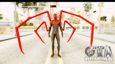 TASM2- Superior Spider-Man v2 для GTA San Andreas второй скриншот