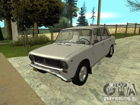 VAZ 21013 124RUSSIA для GTA San Andreas вид справа