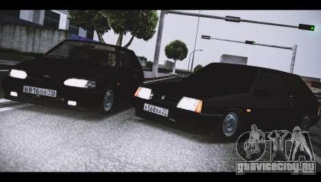 VAZ 2113 для GTA San Andreas