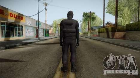 GTA 5 Heists DLC Male Skin 1 для GTA San Andreas третий скриншот