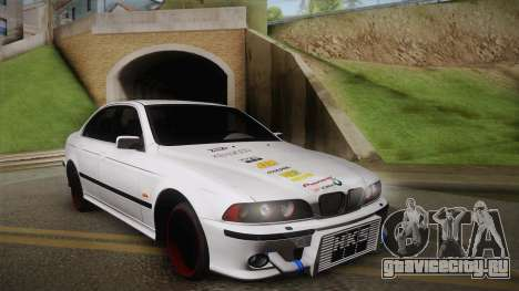 BMW M5 E39 Turbo King для GTA San Andreas